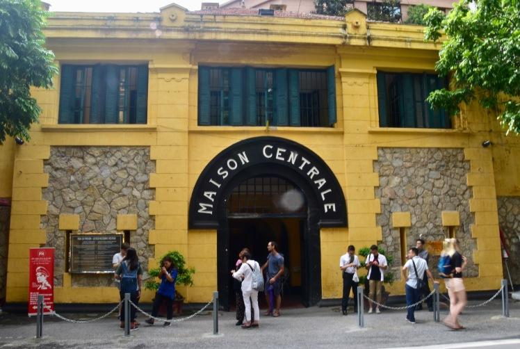 Hanoi Hilton Entrance