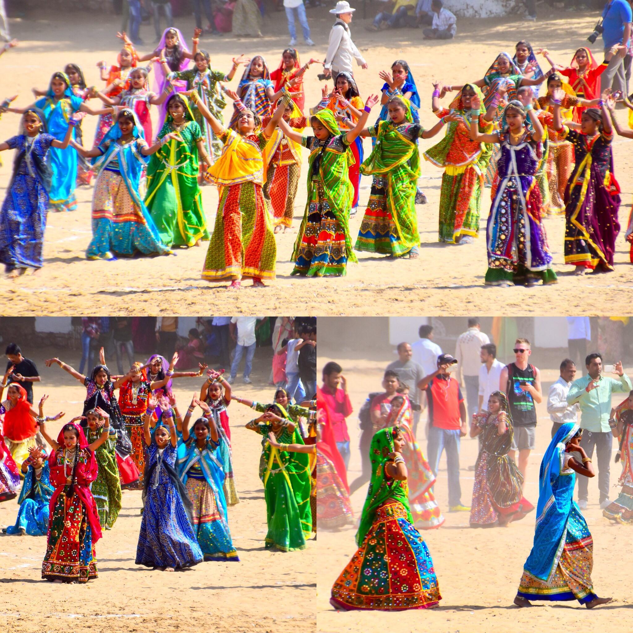 Pushkar Mela 2017 Dancers